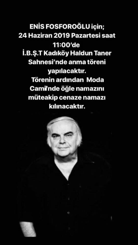 Enis Fosforoğlu